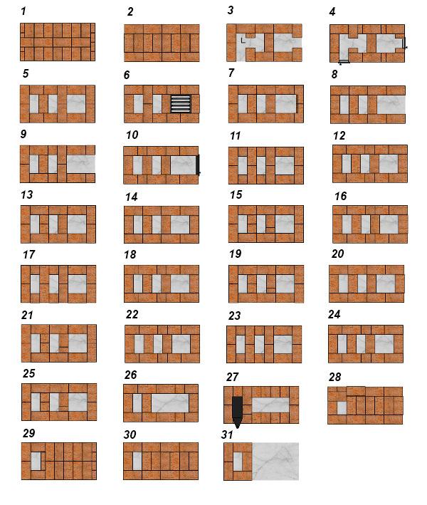 Сборка деревянного сруба своими руками 29