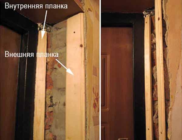 Как обшить дверь панелями пвх своими руками 100