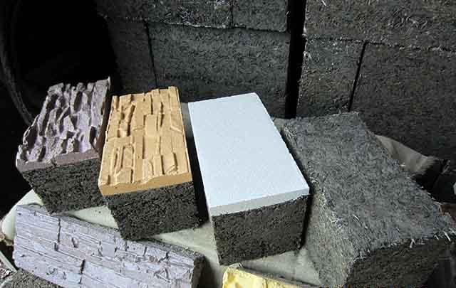 Блоки с облицованной стороной
