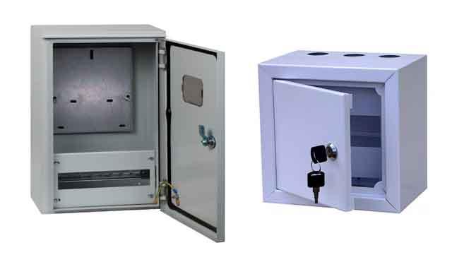 Ящики для электрооборудования