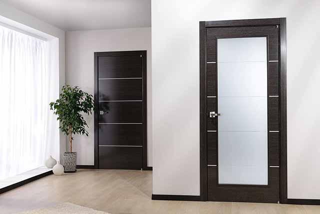 Оформление дверей в квартире