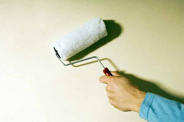 Подкрашивание и подготовка поверхности