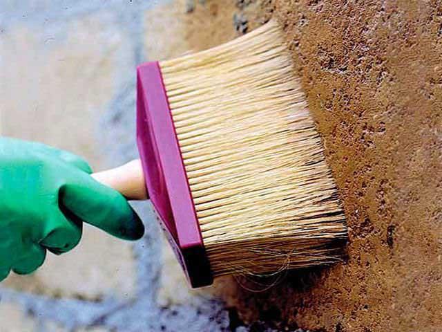 Как грунтовать стены