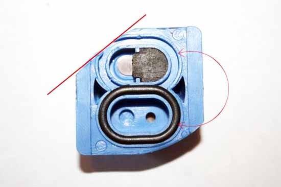 Как переделываются клапаны компрессора