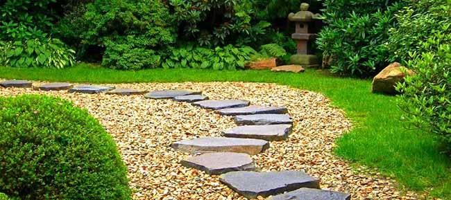 Проступи из природного камня