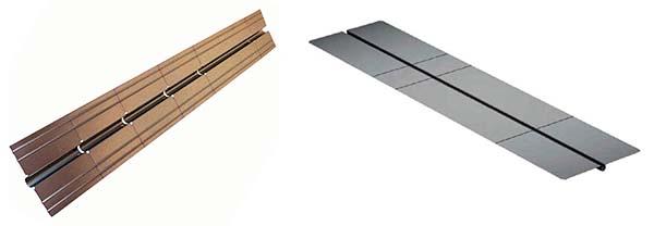 Теплообменные металлические пластины