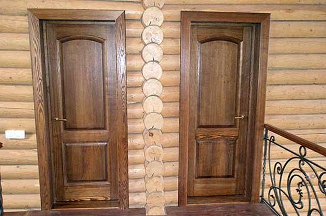 Заполнение дверных проемов