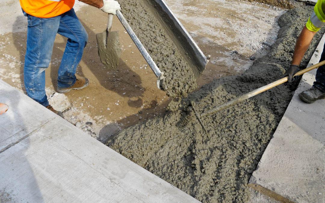 Свойства различных марок бетона