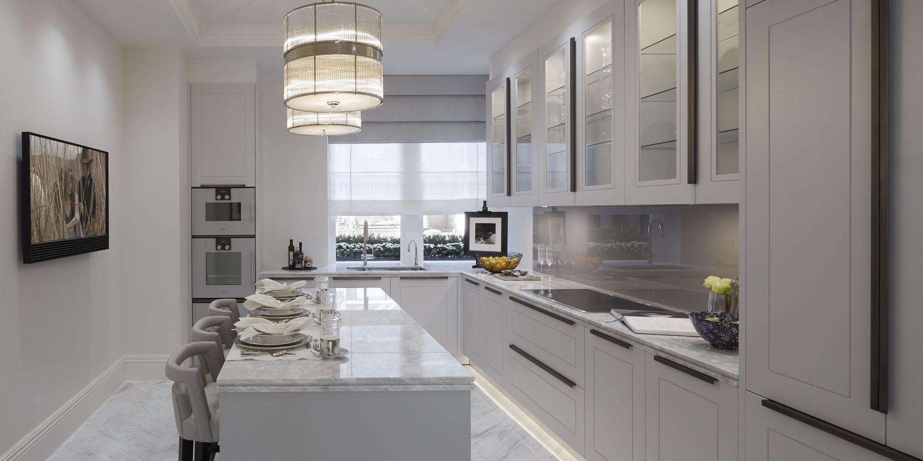 Основные модные тенденции в новых кухонных гарнитурах