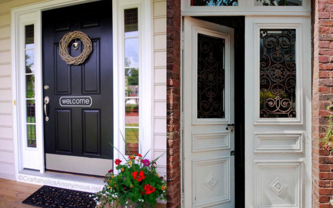 Как подобрать надежную входную дверь