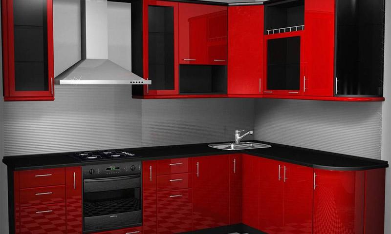 Лучший материал для современного кухонного гарнитура
