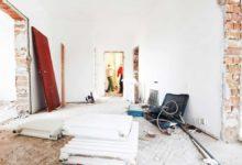 3 основных шага ремонта в новостройке