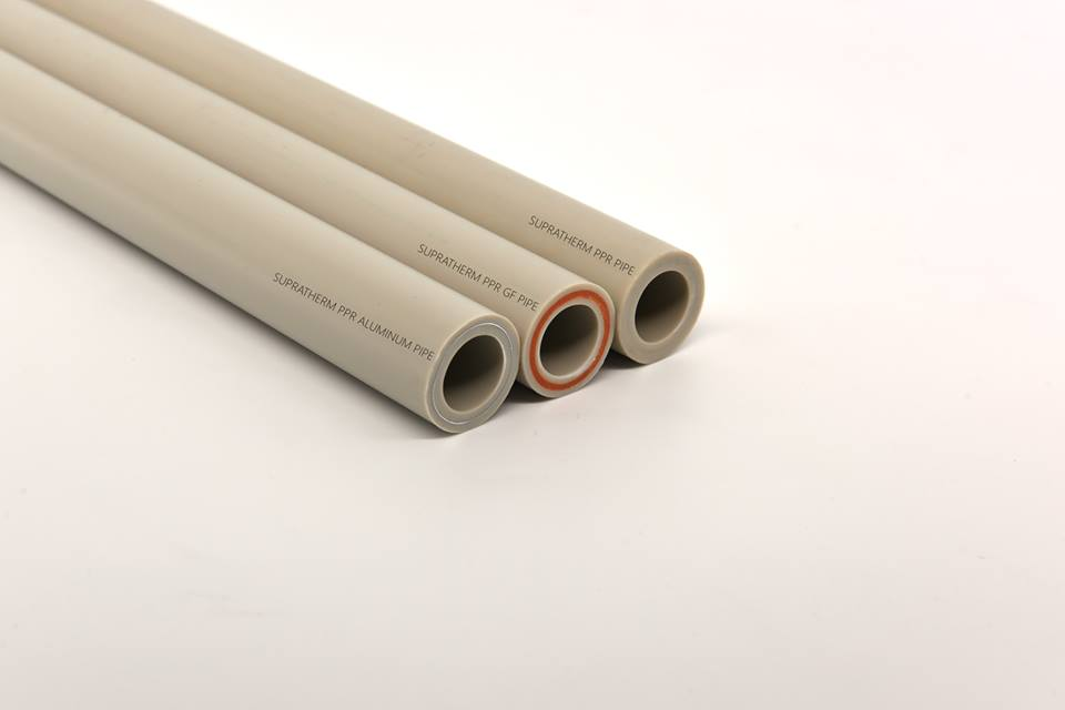 Трубы для водопровода и систем отопления