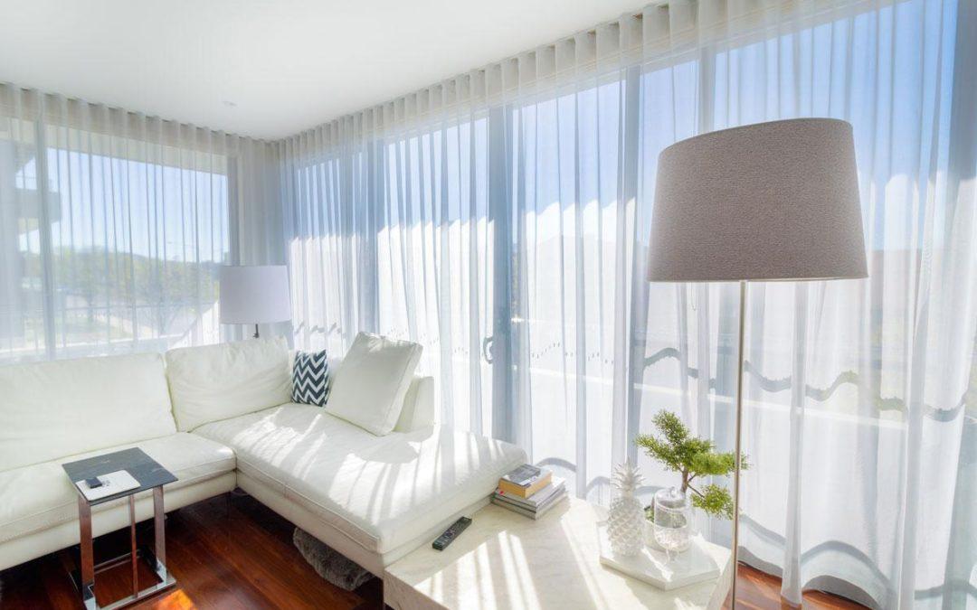 Интересные изделия из льна для интерьера вашего дома