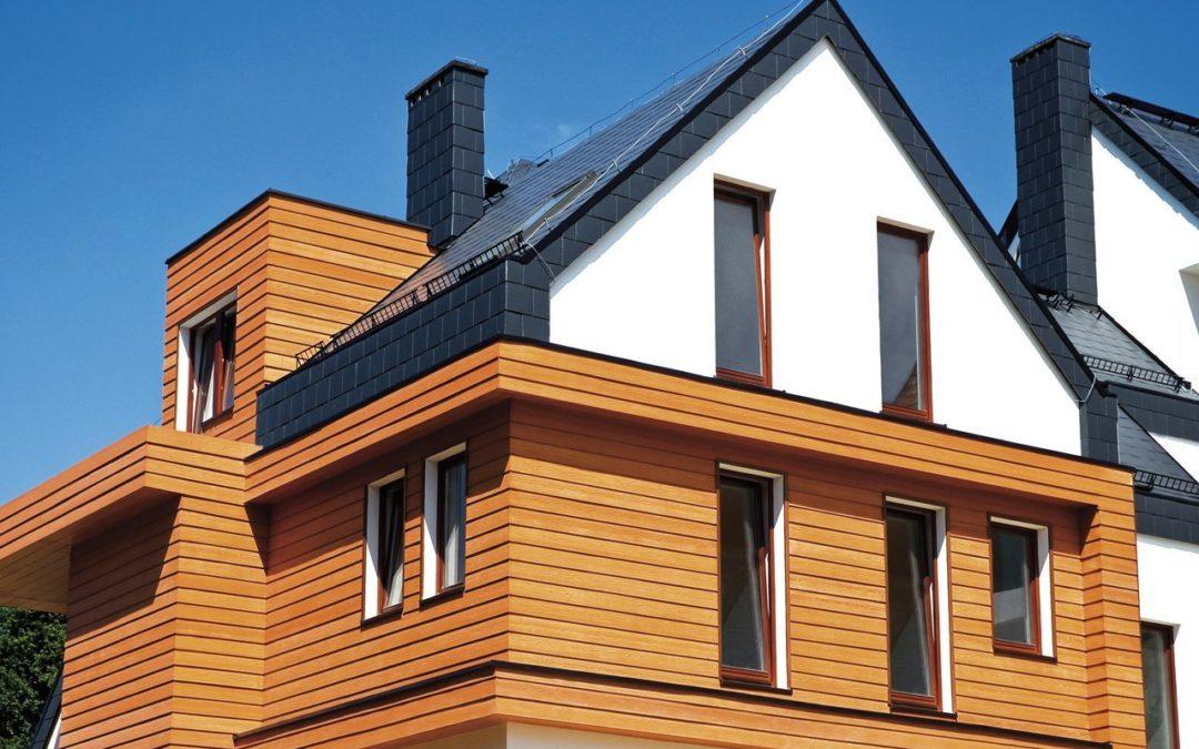 Какие виды отделки фасадов существуют