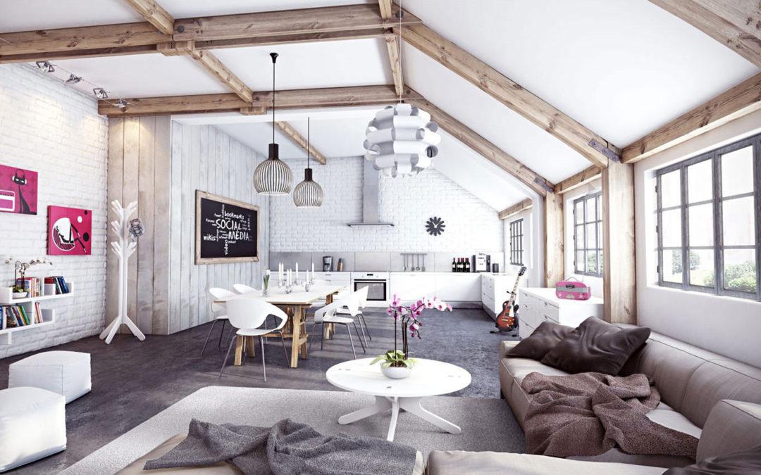 Как сделать выделяющийся потолок?