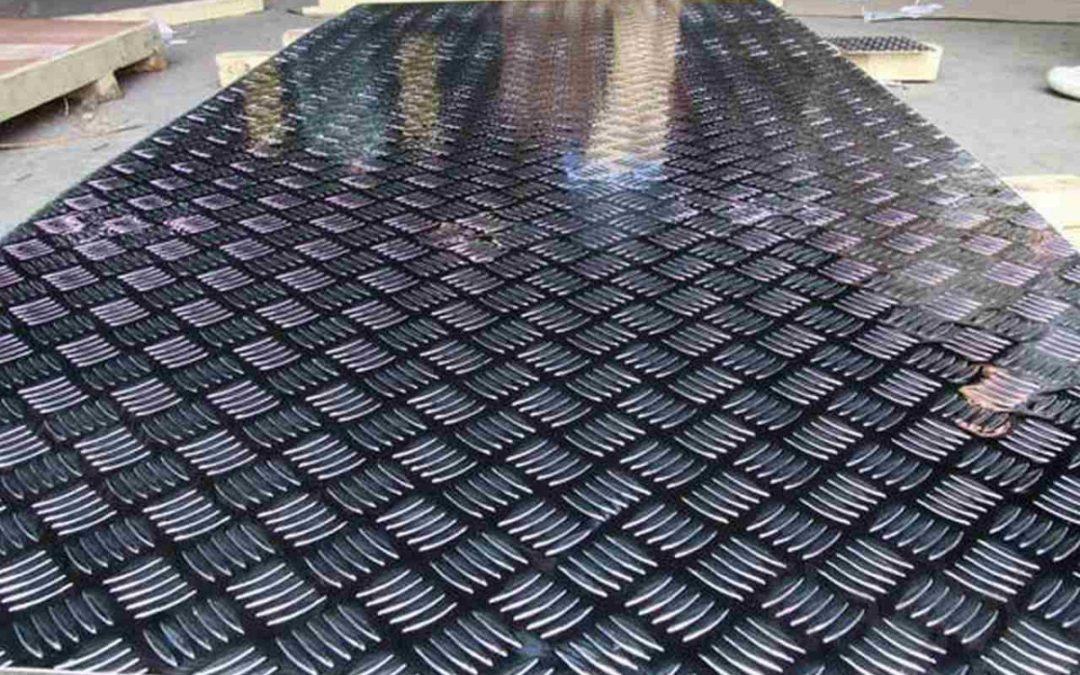 Где применяется алюминиевый рифленый лист