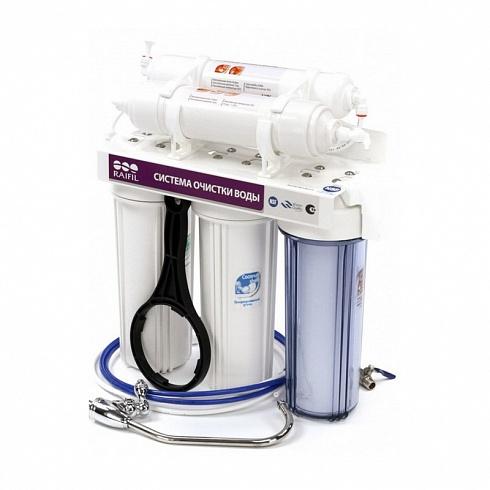 Где применяются готовые фильтры для воды