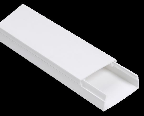 Короба пластиковые для проводов: кабель-каналы для открытой проводки.