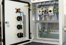 Где используются щиты автоматики вентиляции