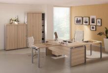 Серии бюджетной мебели в кабинет руководителя