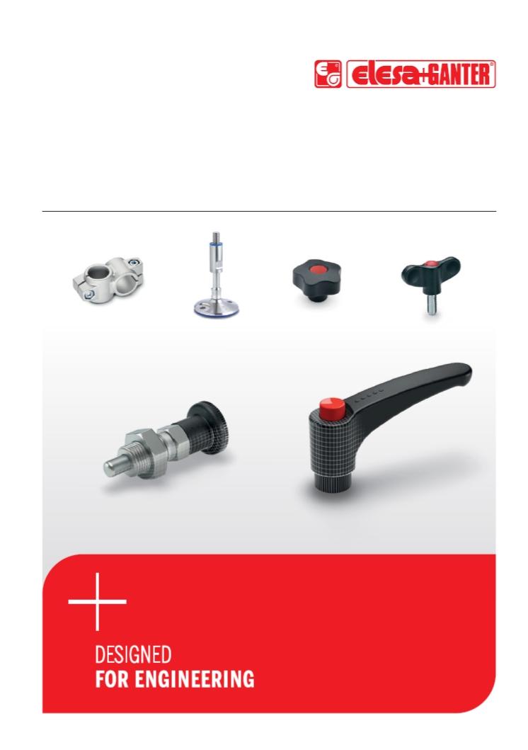 Компания «ELESA + GANTER» - только качественная промышленная фурнитура для вашего оборудования