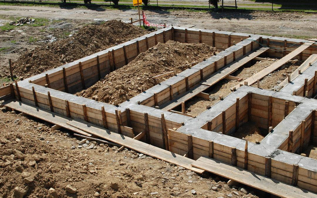 Что такое фундаментная скамья