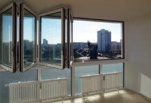 Алюминиевые окна для балкона