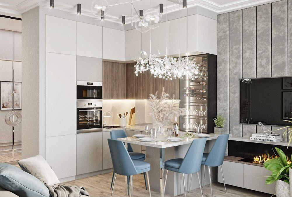 Компания «Уют-Комфорт» — лучшее решение для ремонта квартиры в Киеве