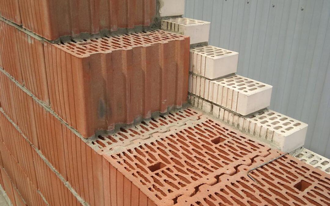 Из каких материалов следует возводить внешние стены?