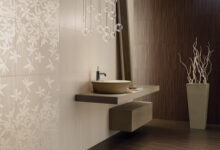 Разновидности плитки для ванной