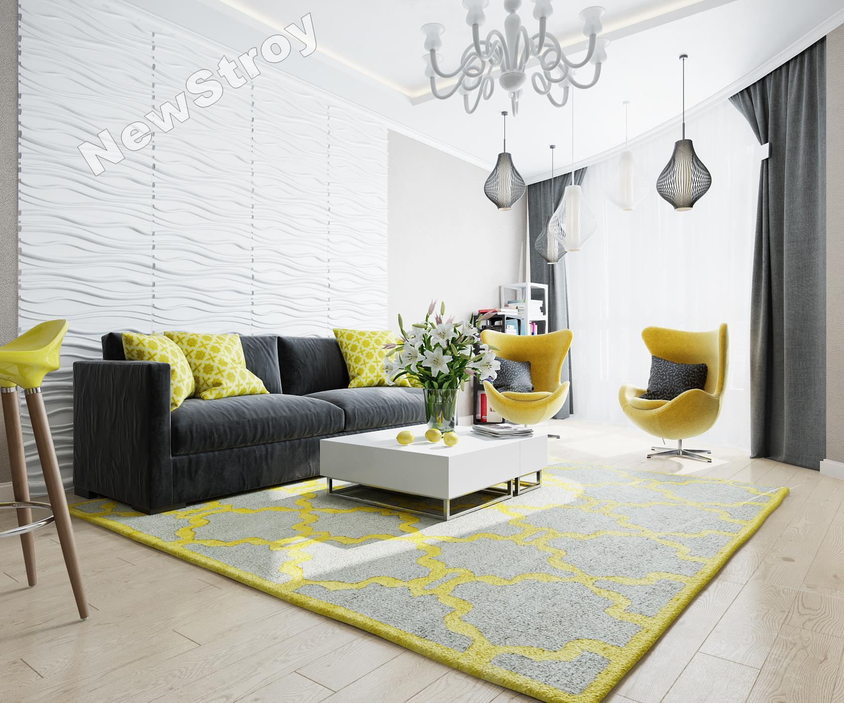 Проектный дизайн квартиры