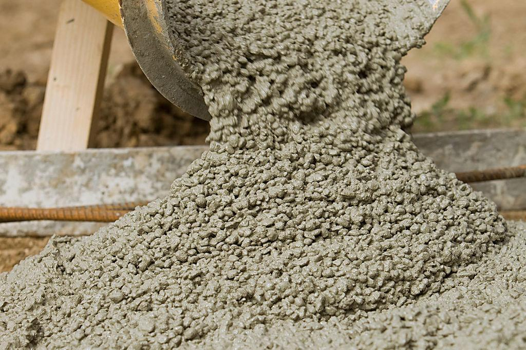 О выборе бетона для строительства