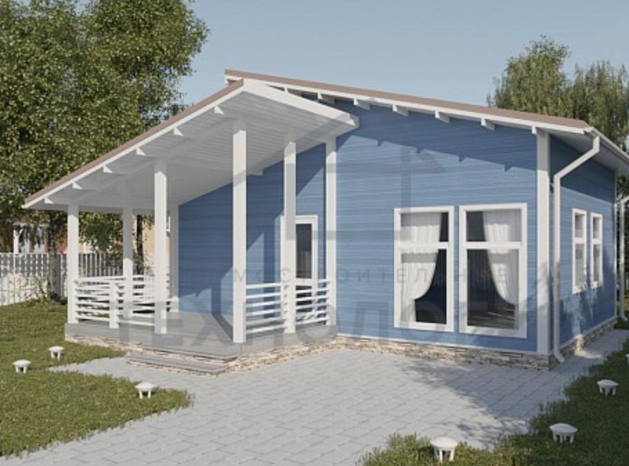 Как проектировать каркасные дома