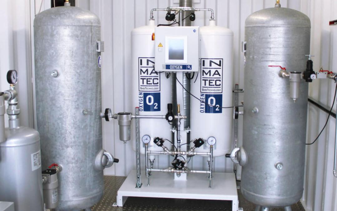 Генераторы кислорода и азота