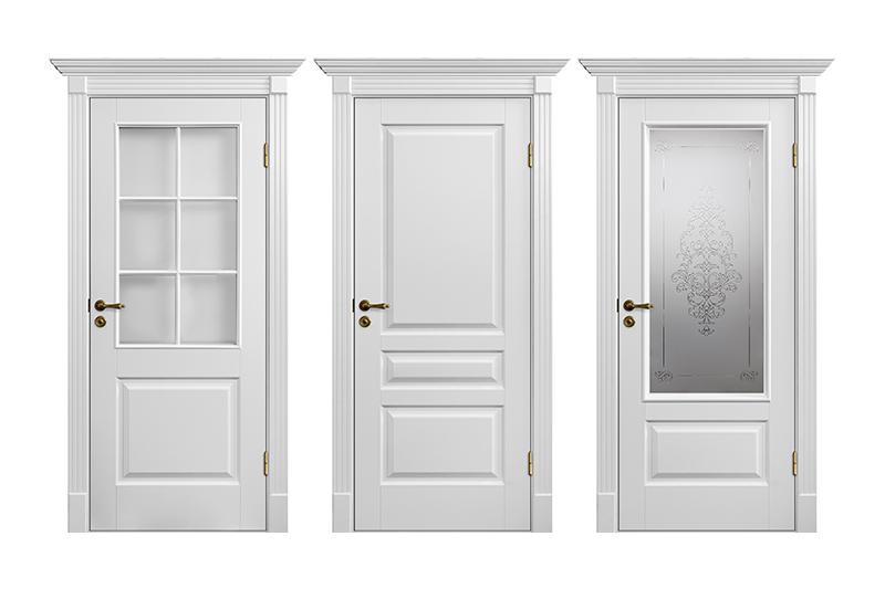 Двери в спальню белого цвета: покупать или нет?