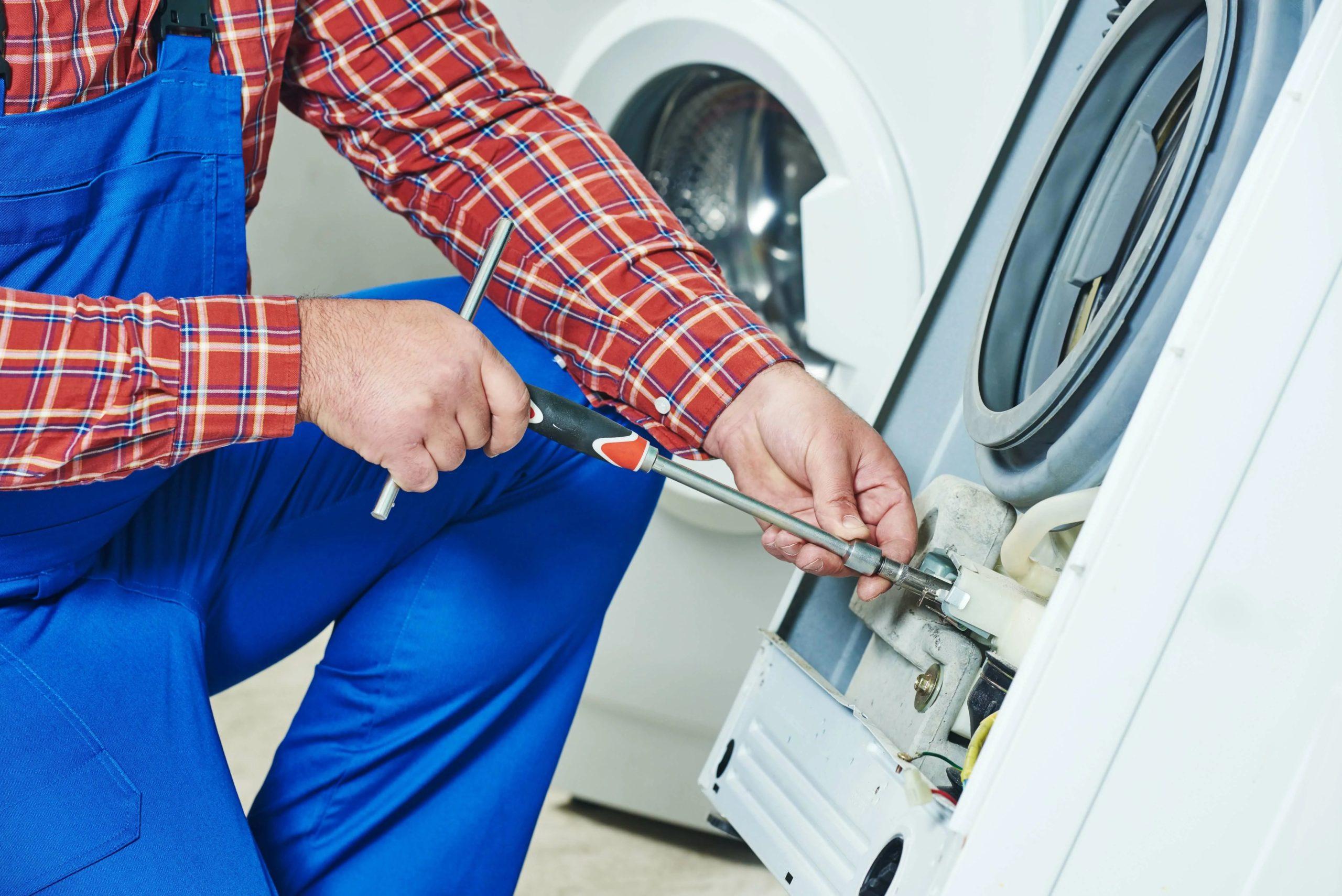 Несколько советов по ремонту стиральной машины своими руками