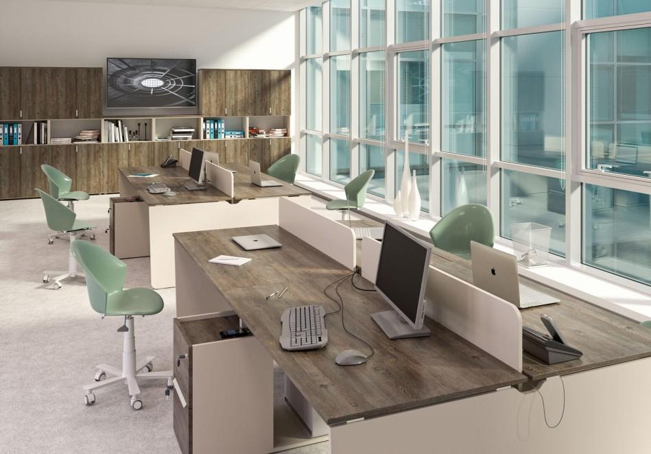 Офисная мебель Меркс – престижно, удобно, надёжно