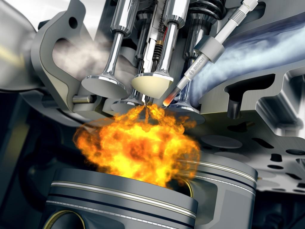 Как работают дизельные двигатели