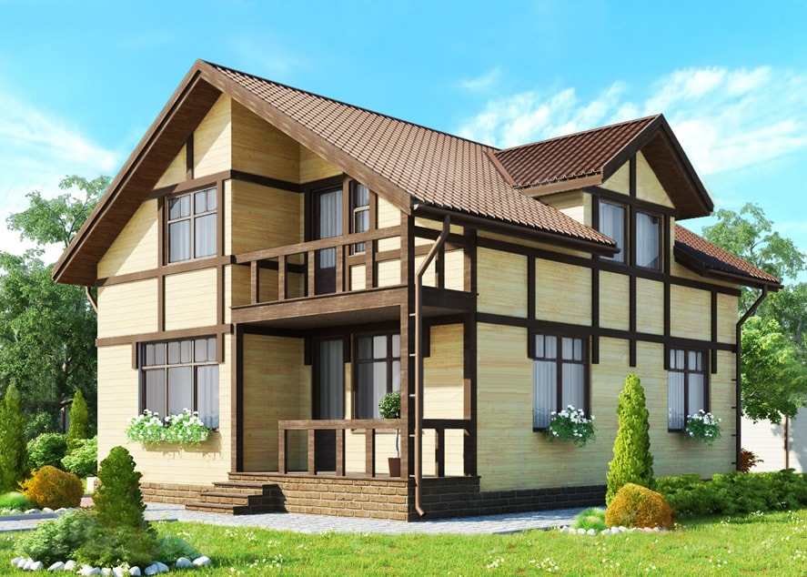 Решения для деревянного каркасного строительства