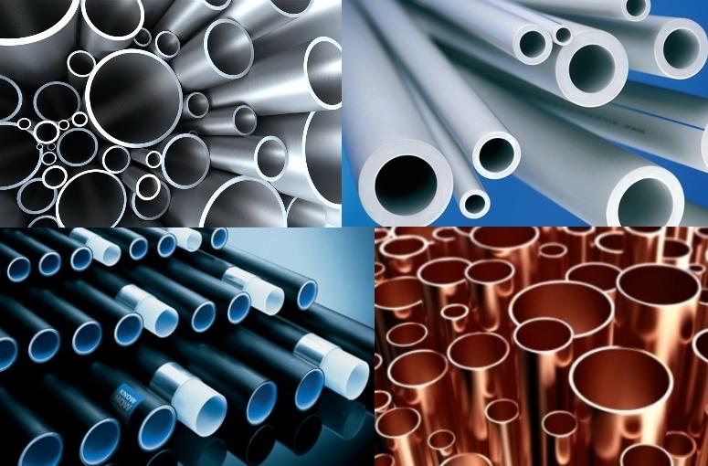 Что выбрать полиэтиленовые трубы или стальные?