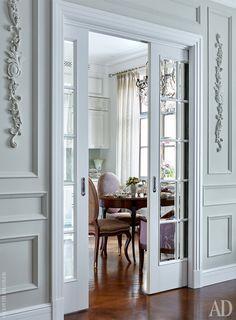 Двери Nova De Lucci – уникальные конструкции для классических и современных интерьеров