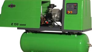 Что такое винтовой компрессор и какие его преимущества