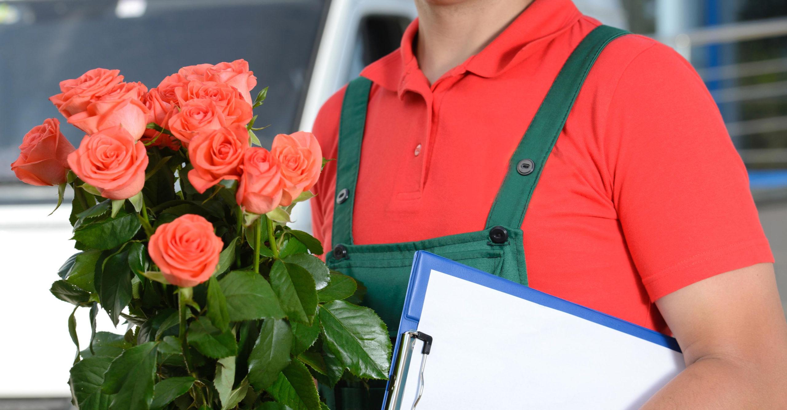 Подробности услуги доставки цветов: преимущества и особенности