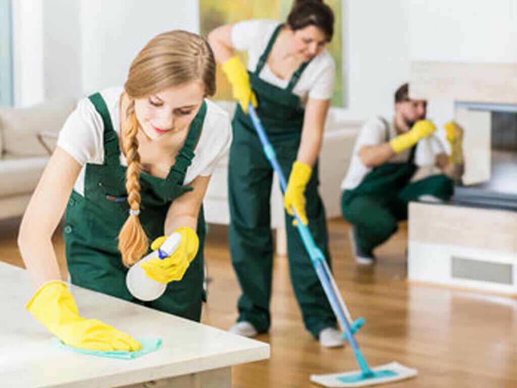 Как правильно проводить генеральную уборку после ремонта?
