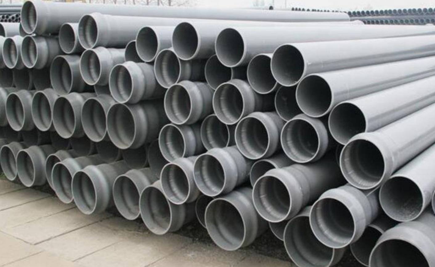 Бесшумная канализация и напорные трубы НПВХ в Киеве от производителя