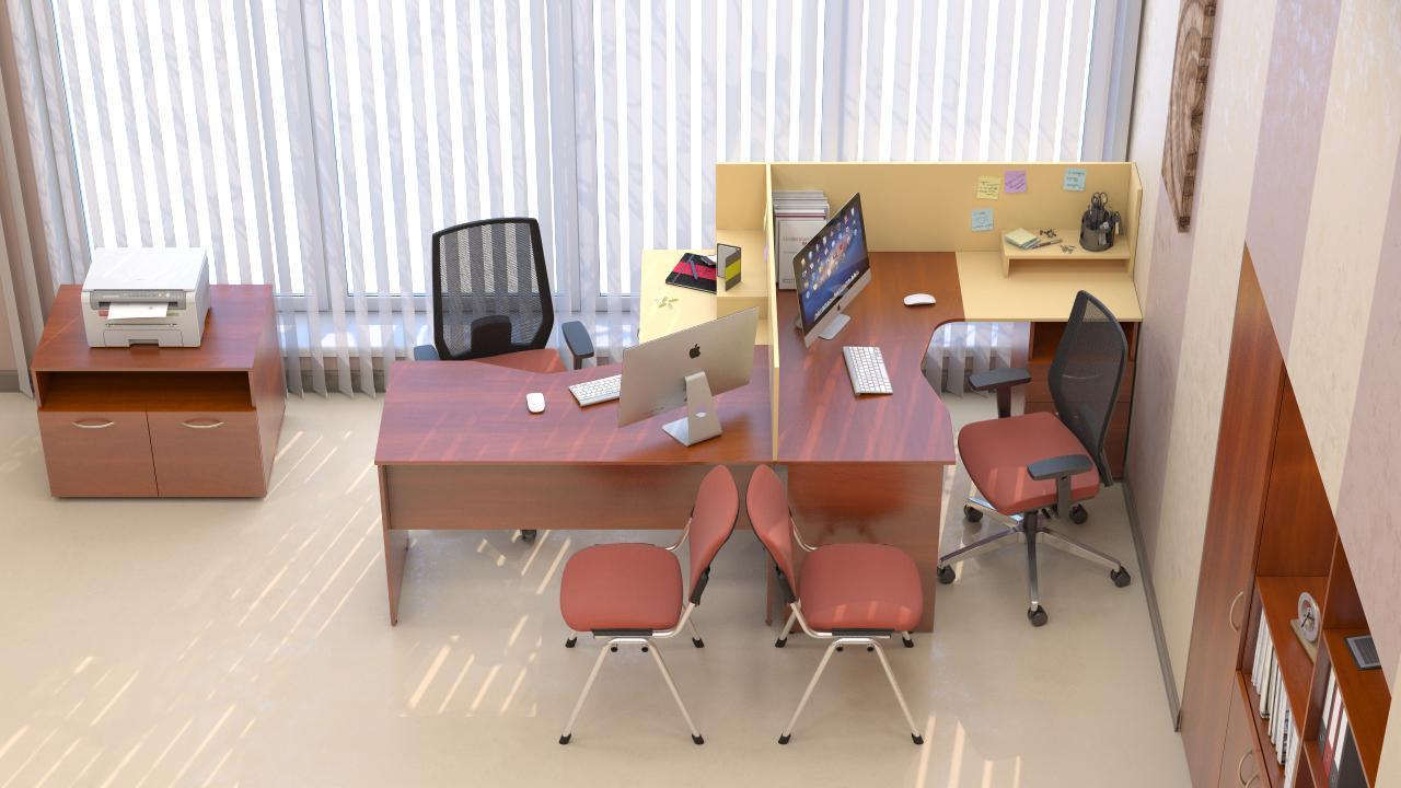 Где можно заказать офисную мебель от производителя в Харькове?