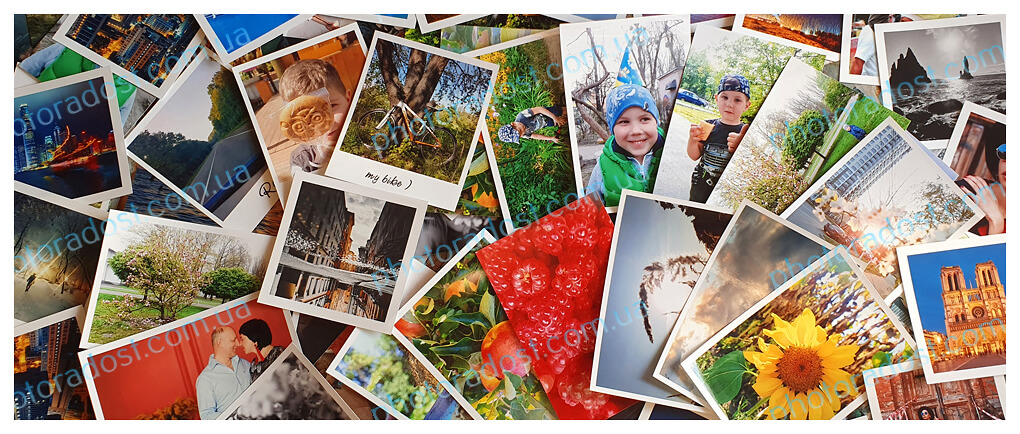 Печать фото в Харькове