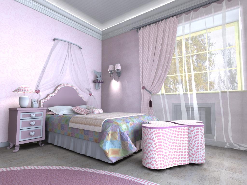 Какую кровать подобрать для девочки подростка?