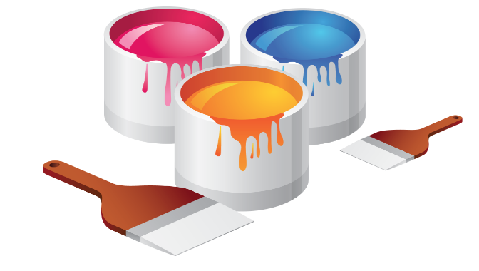 Краска для металлического пола: что лучше выбрать